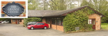 Office space in The Grange Centre, 24 Barkham Ride
